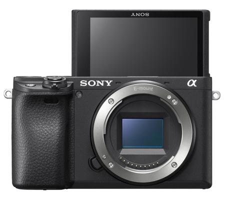 Sony Alpha A6400 kit 16-50mm f/3.5-5.6 OSS Black