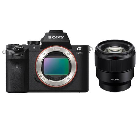 Sony Alpha A7 II + FE 85mm F/1.8