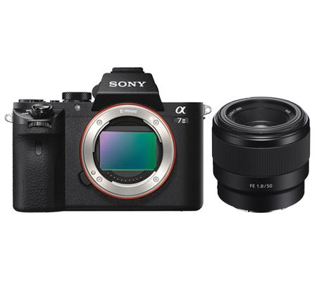 Sony Alpha A7 II Body + FE 50mm f/1.8