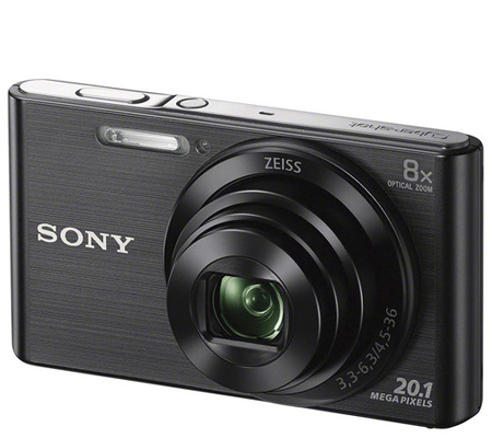 Sony Cyber-shot DSC-W830 Black