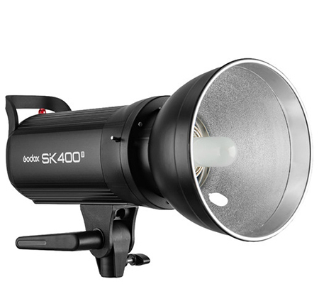 Godox LED SK 400 II Flash Kamera