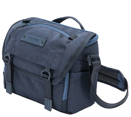 Vanguard Veo Range 21M Small Messenger Camera Bag Navy Blue