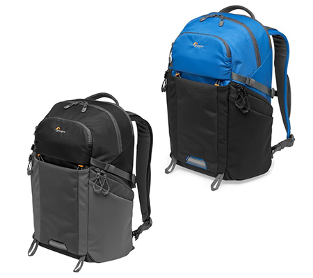 Lowepro Photo Active BP 300 AW Backpack (Blue/Black)