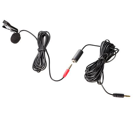 Saramonic SR-LMX1+ Lavalier Microphone