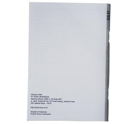 Sony Alpha A99 Manual Book