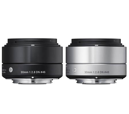Sigma for Sony E Mount 30mm f/2.8 DN Art (A) Silver