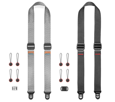Peak Design Slide Lite Camera Strap Black (SLL-BK-3)