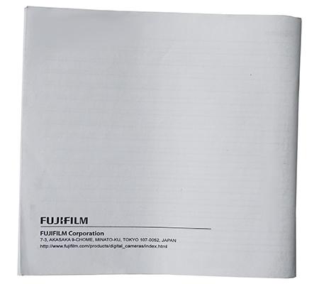 Fujifilm XA1 Manual Book