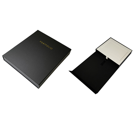 Mon Tresor Picture Box JPC014 Black