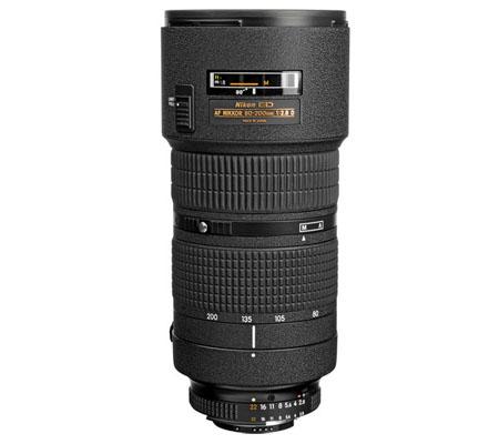 Nikon AF 80-200mm f/2.8D ED.