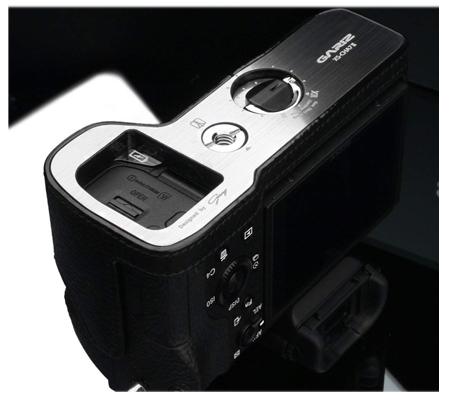 Gariz Leather Case for Sony A7II (XS-CHA7IIBK) Black