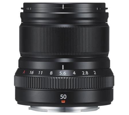 Fujifilm XF50mm f/2 R WR Black