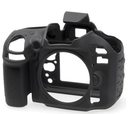 Easy Cover for Nikon D610/D600 Black