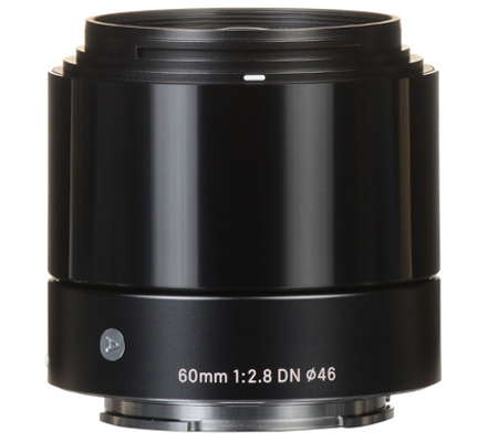 Sigma for Sony E Mount 60mm f/2.8 DN Art (A) Black