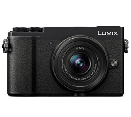 Panasonic Lumix DC-GX9 kit G Vario 12-32mm f/3.5-5.6 Black