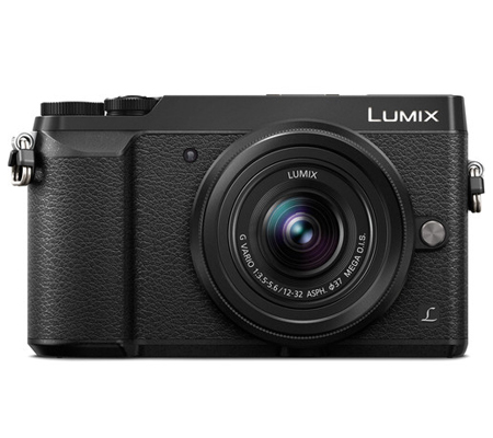 Jual Panasonic Lumix Dmc Gx85 Kit G Vario 12 32mm F 3 5 5