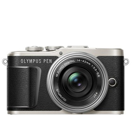 Olympus PEN EPL9 with M.Zuiko 14-42mm EZ Black