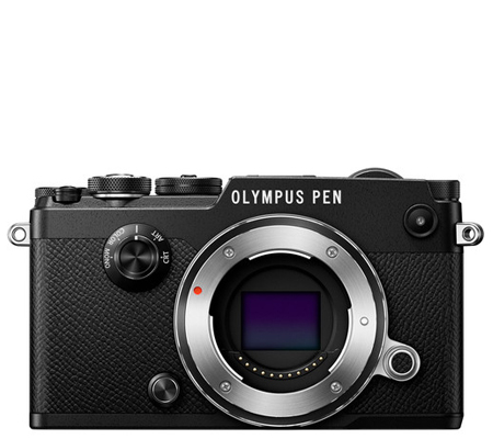 Olympus PEN-F Body Black