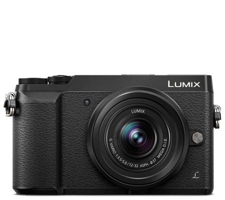 Panasonic Lumix DMC-GX85 kit G Vario 12-32mm f/3.5-5.6 Black