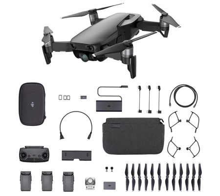 DJI Mavic Air Combo Onyx Black