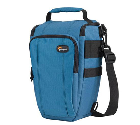 Lowepro Toploader Zoom 55 AW Blue