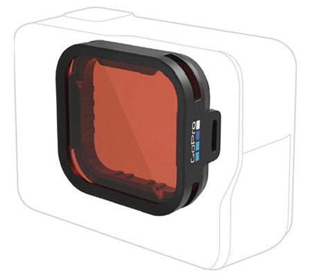 GoPro Bluewater Snorkel Filter for GoPro HERO6/HERO5 Black (AACDR-001)