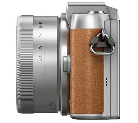 Panasonic Lumix DMC-GX85 kit 12-32mm f/3.5-5.6 Brown