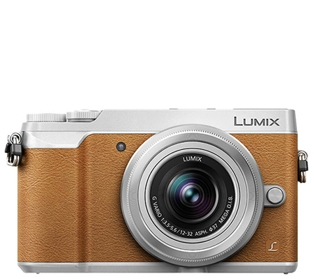 Panasonic Lumix DMC-GX85 kit 12-32mm f/3.5-5.6 Brown