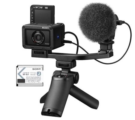 Sony DSC-RX0 II Vlogging Kit Bundle