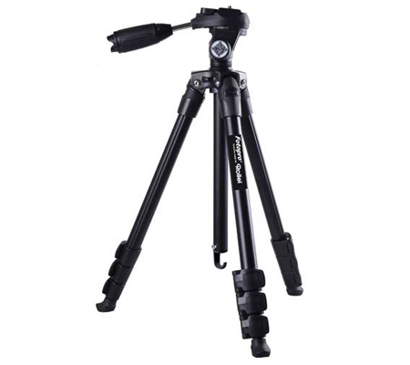 Fotopro S3 Photo Tripod Black