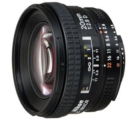 Nikon AF 20mm f/2.8D
