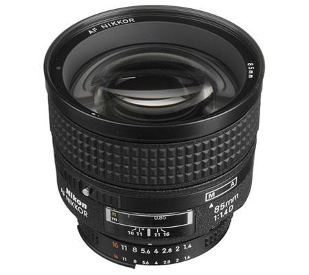 Nikon AF 85mm f/1.4D IF