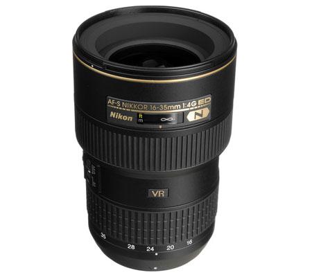 Nikon AF-S 16-35mm f/4G VR ED N