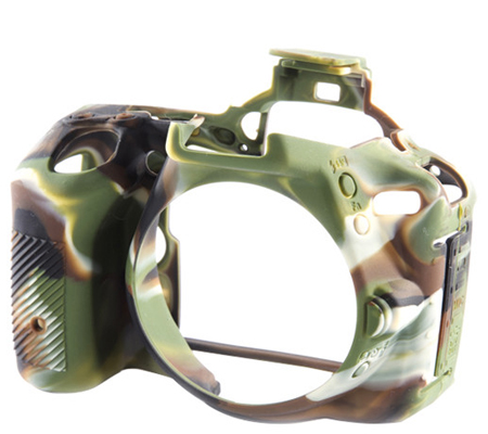 Easy Cover for Nikon D5500/D5600 Camouflage