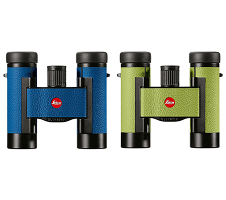 Leica Ultravid 8x20 Colorline (Apple Green) (40628)