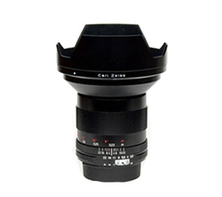 ::: USED ::: Carl Zeiss For Nikon 21mm F/2.8 ZF.2 Distagon T* (Excellent-722)