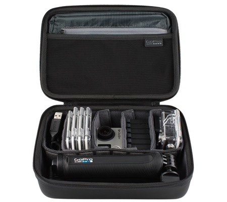 Gopro Casey Case (Camera + Mounts + Accessories Case) (ABSSC-001)