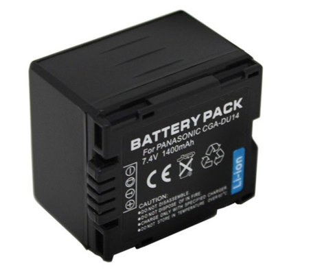 ATTitude Panasonic CGA-DU21 Battery