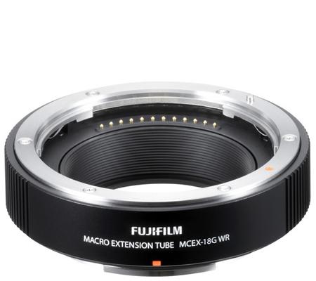 Fujifilm MCEX-18G WR Macro Extension Tube for Fujifilm GFX Cameras