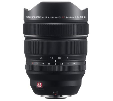 Fujifilm XF 8-16mm f/2.8 R LM WR Lens