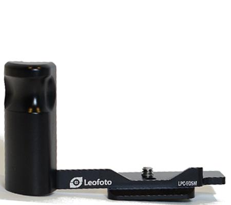 Leofoto L-Plate LPC-EOSM for Canon EOS M