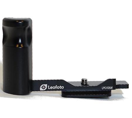 Leofoto L-Plate LPC-EOSM for Canon EOS M.