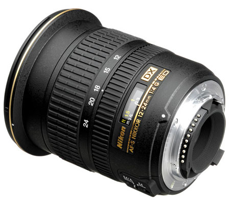 Nikon AF-S 12-24mm f4G DX IF-ED