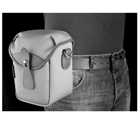 Billingham 72 Small Camera Bag Black Tan 100% Handmade in England