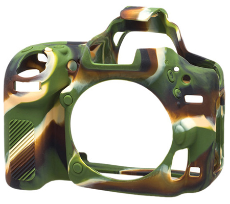 Easy Cover for Nikon D750 Camouflage