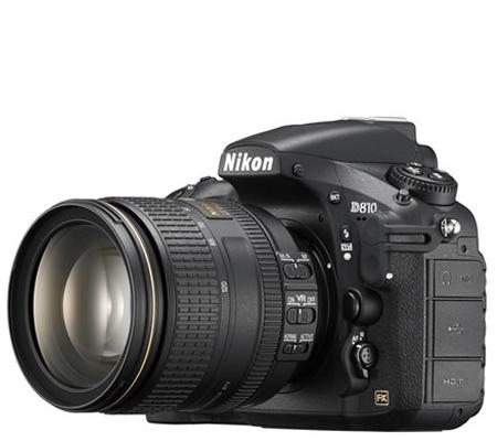 Nikon D810 kit AF-S NIKKOR 24-120mm f/4G ED VR
