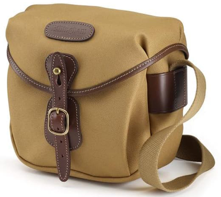 Billingham Hadley Digital Khaki Chocolate 100% Handmade in England