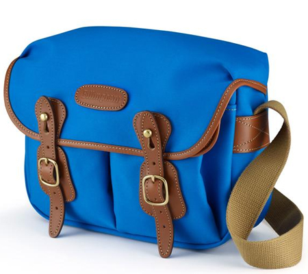 Billingham Hadley Small Imperial Blue 100% Handmade in England