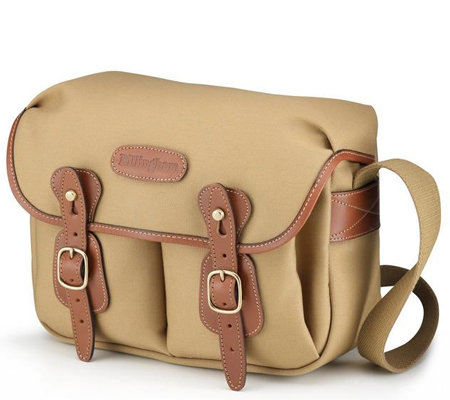 Billingham Hadley Small Khaki Tan 100% Handmade in England