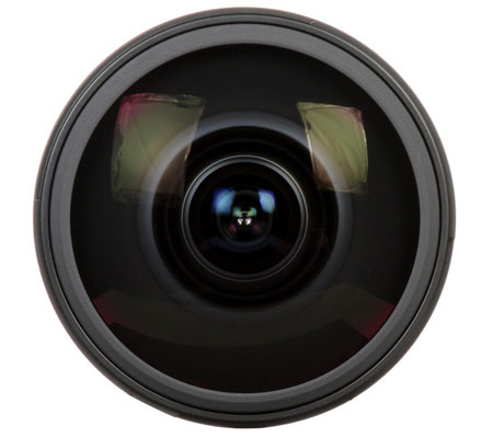 Nikon AF-S Fisheye Nikkor 8-15mm f/3.5-4.5E ED N